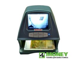 Детектор валют DoCash DVM BIG (от сети) ЕВРОПА.