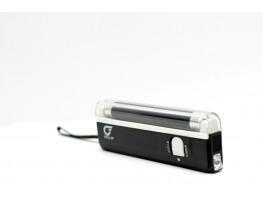 Ультрафиолетовый детектор валют PRO-4P | DL -01 UV Battery (Портативный)
